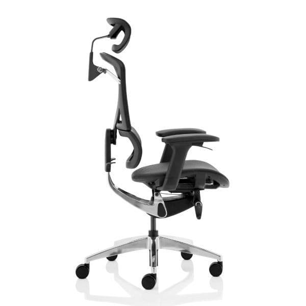 Ergo Click Plus Black Mesh Office Chair | LockwoodHume